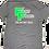 Thumbnail: Freaky Frank's T-Shirt Gray