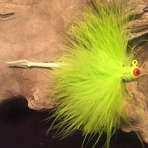 Freaky Frank's Slab Slammer (Chartreuse)