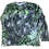 Thumbnail: Freaky Frank's Black/Green Tactical Shirt