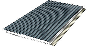 DeltaCorroCorro is used for roof insulation panels.