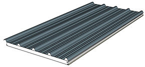DeltaTrim is a roofing, insulation and ceiling sheet.