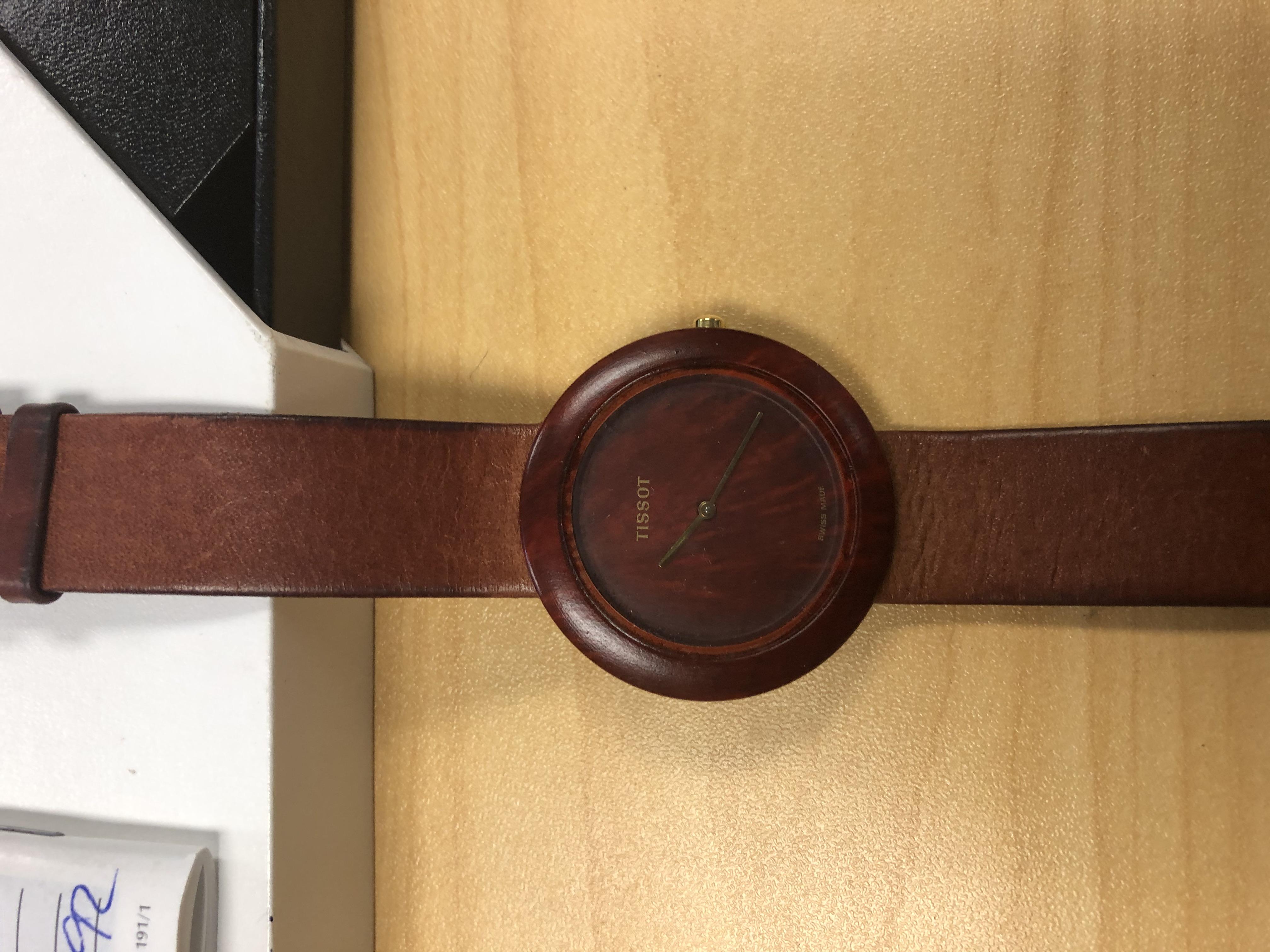 Tisscot Swiss Watch