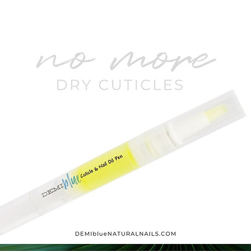 Cuticle & Nail Oil Pen