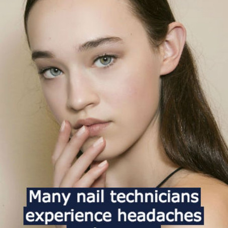 Many Nail Techs Are Working in Toxic Environments!