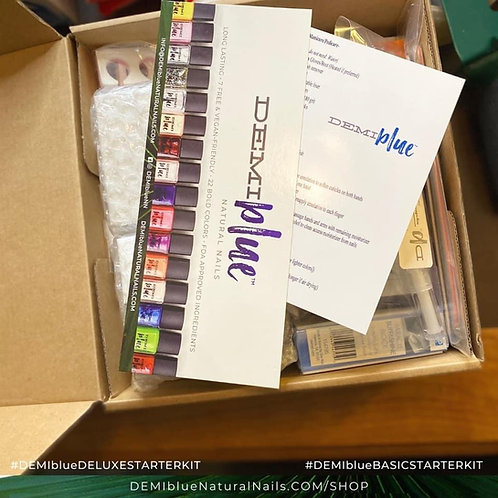 Deluxe DIY Kit (Pick Nail Color)