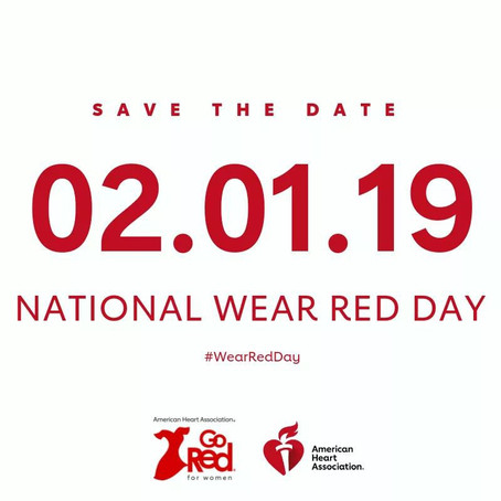 Go Red for Women Support the American Heart Association