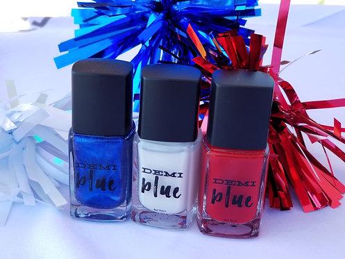 RED/WWHITE/BLUE TRIO