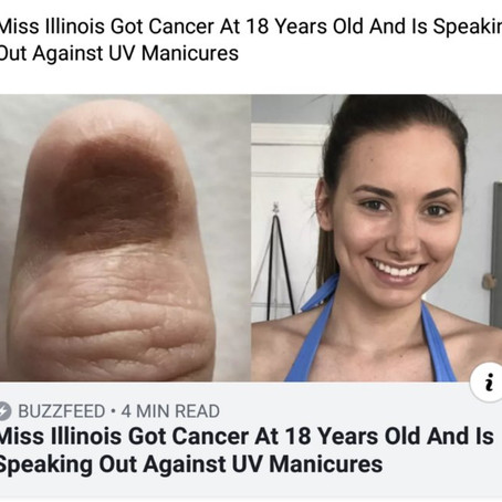Cancer from Manicures??
