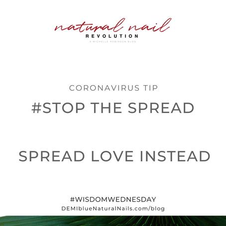 #Wisdom Wednesday-SPREAD LOVE!