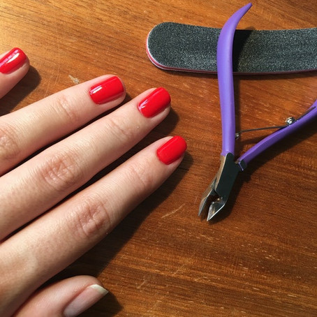 #WisdomWednesday                   Don't Believe the Hype..Common Nail Myths