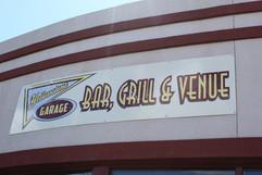 exterior signs, alupanel, casper wyoming restaurant