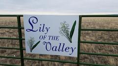 exterior sign, casper wyoming, ranch