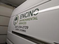 new company, van decals, casper wyoming