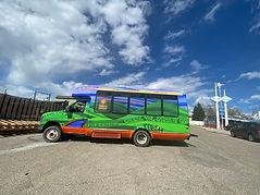 Vinyl bus wrap 3
