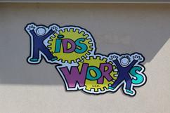 exterior sign casper wyoming, daycare