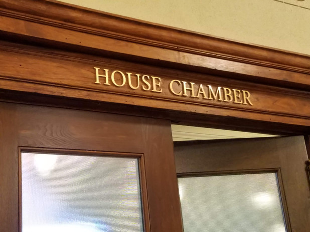 dimensional letters, cheyenne wyoming, State Capitol Building
