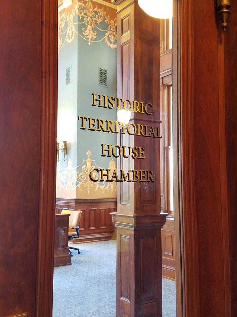 window vinyl. cheyenne wyoming-State Capitol Building