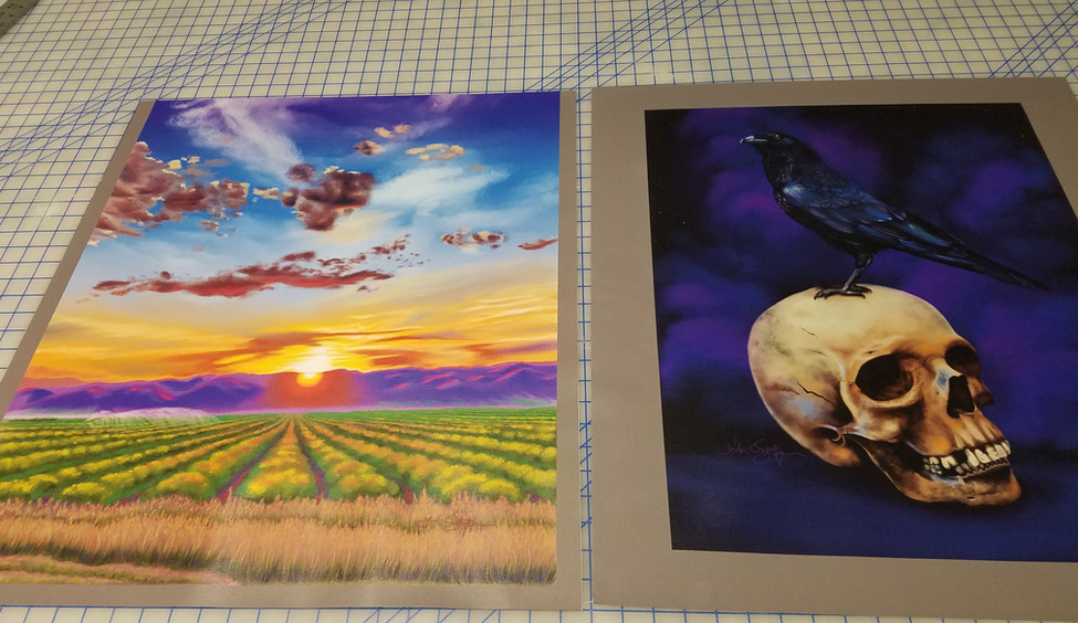 artwork canvas casper wy