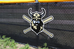 exterior baseball sign casper wyoming