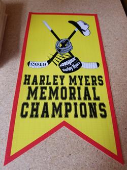 hockey banner-casper wyoming