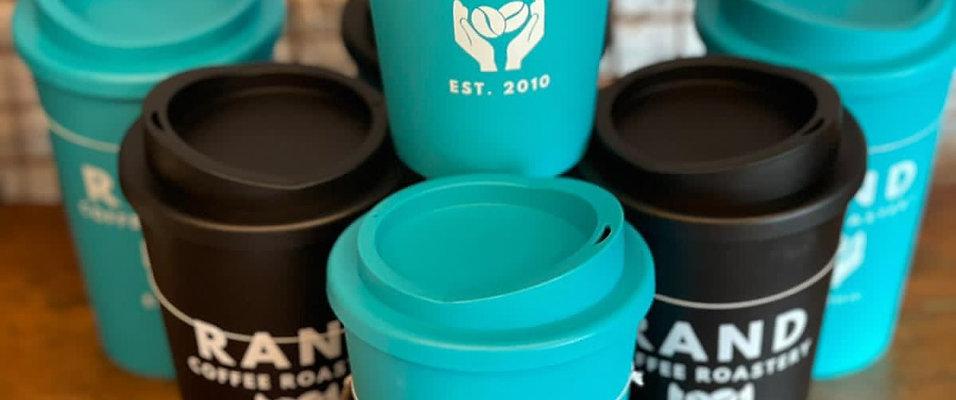 RAND Reusable Coffee Cups