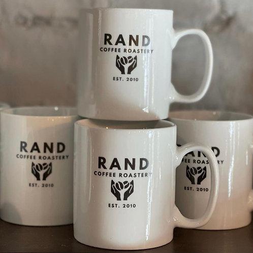 RAND 10oz Coffee Mugs