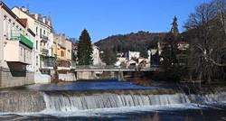 Vals-Les-Bains (ville d'eau)