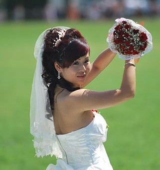 J'ai manqué un grand mariage chinois