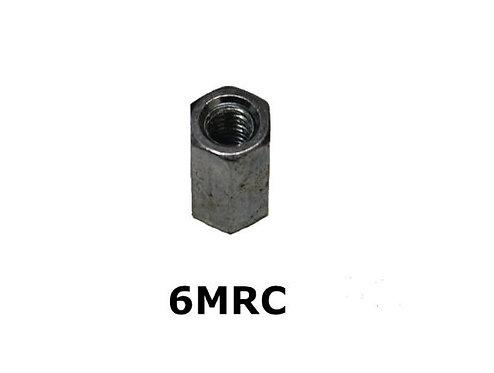 M6 Tube Risers 30mm long [6MRC]