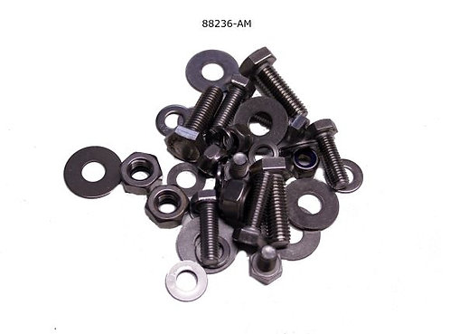 Front Stainless Panel Bolt Kit [88236-AM]