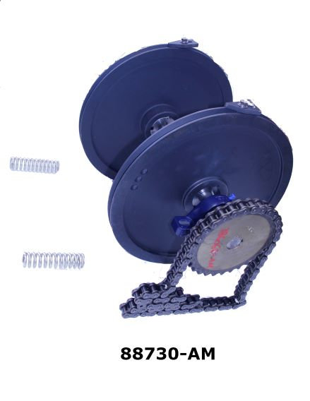 Top Drive Pulley Kit G65, G66, G120, G140 [88730-AM]