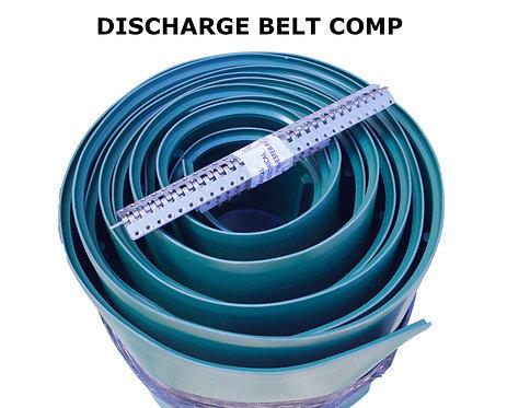 Discharge Belt Complete with Joiners [DISCHARGE BELT COMP]
