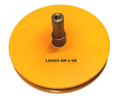 Pulley Shaft Only G8 Large [120403-AM-1-G8]