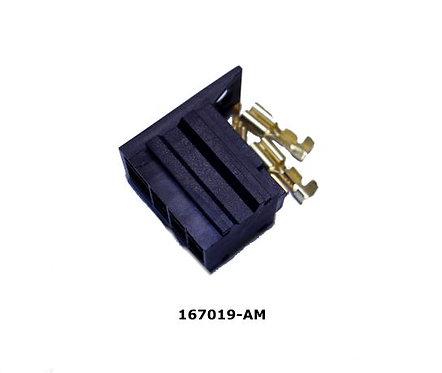 Micro Relay Mount Fuel Pump [167019-AM]