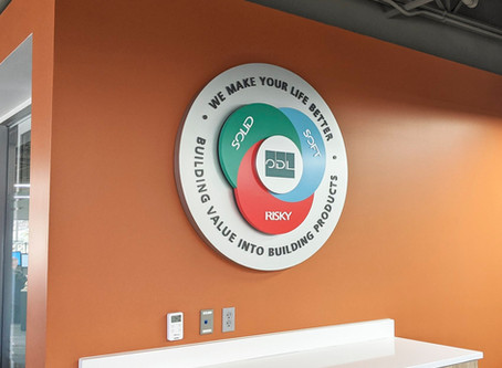 Make sure the interior of your company looks as good as the exterior!