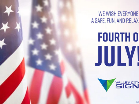 Happy 4th of July from all of us at VCS!