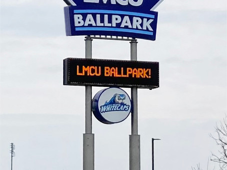 It's opening day for LMCU Ballpark!
