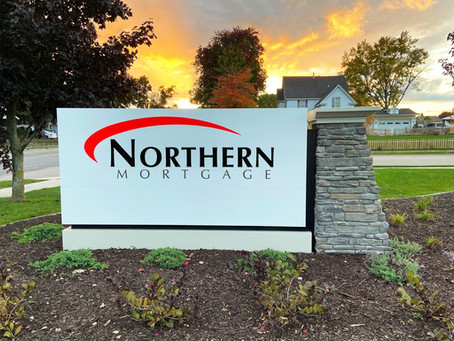 Looking to move or refinance? Then make sure to stop in to Northern Mortgage!