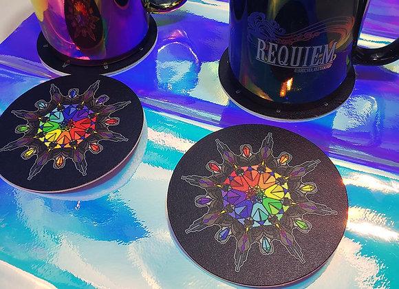 FORTUNA Drink Coasters