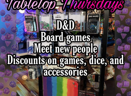 Tabletop Thursday