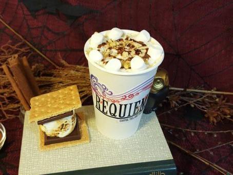 "Requiem Coffee, Tea & Fantasy promises to be the ""Disneyland of Coffee Shops"""