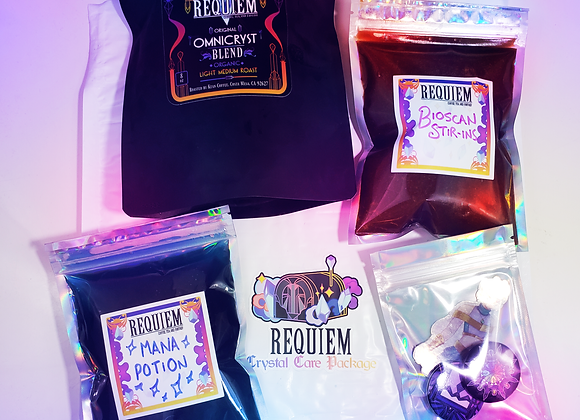 REQUIEM: Coffee Care Package