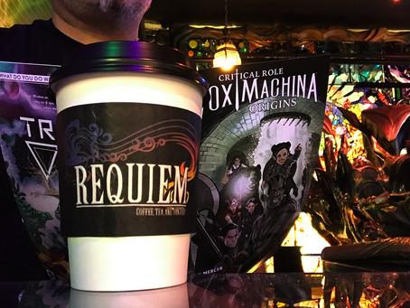 National Comic Book Day - Comics & Coffee!