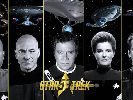 Star Trek Anniversary Celebration