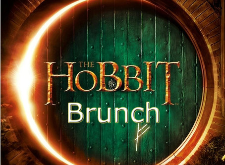 Brunch For Hobbits and Halflings