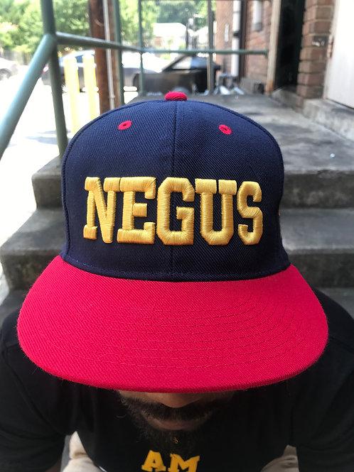 NB-R- CAP  (Gold stitching)