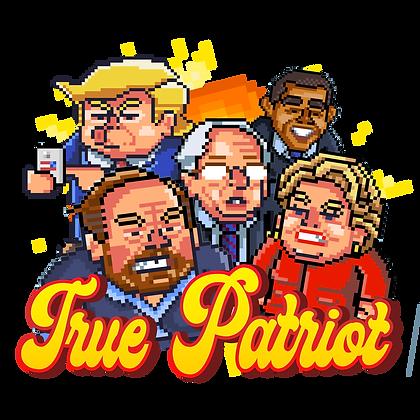 The True Patriot Pack