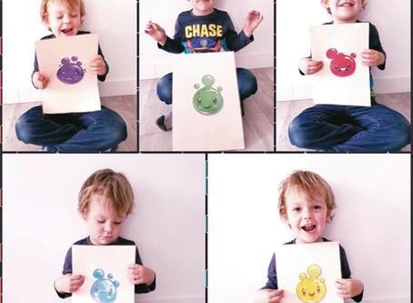 La Bulle des émotions, un concept unique pour permettre aux enfants de mieux vivre leurs émotions !