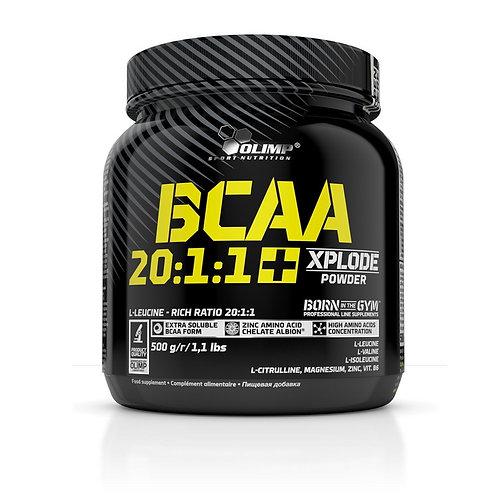 BCAA 20:1:1 + Xplode Powder (500 g)