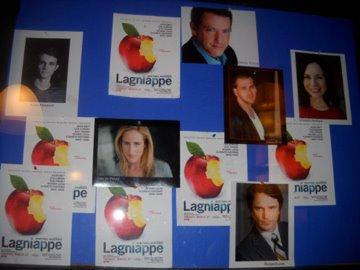 """""""Lagniappe"""" lobby March 2012"""